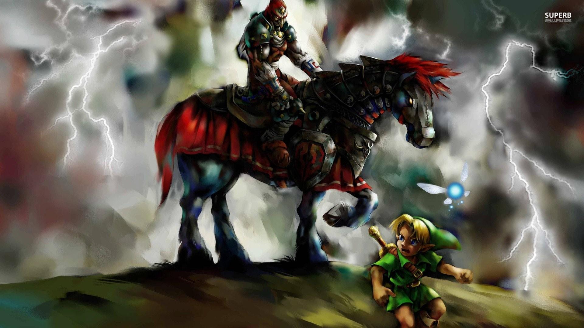 The Legend Of Zelda Ocarina Time 509730 …