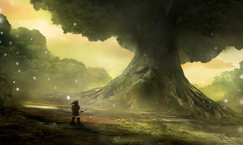 Video Game – The Legend Of Zelda: Ocarina Of Time The Legend of Zelda Link