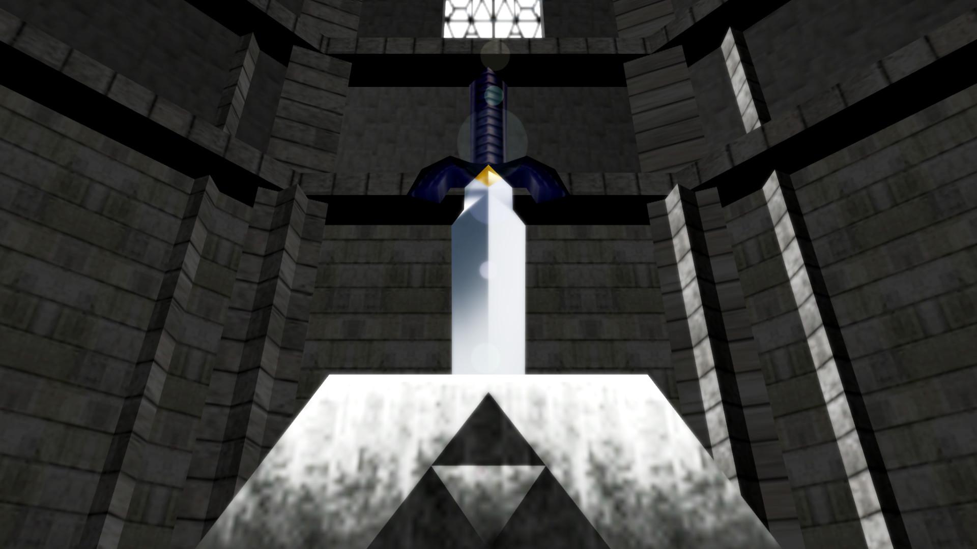 The Legend Of Zelda Ocarina Of Time Computer Wallpapers Desktop