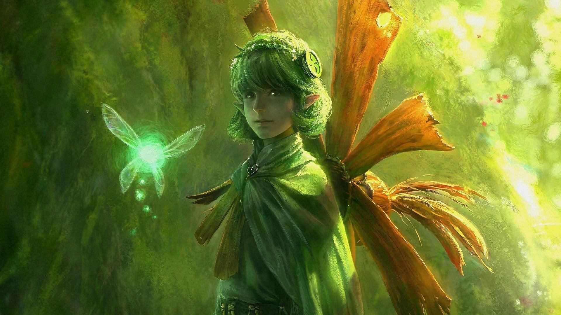 Legend Of Zelda Ocarina Of Time Wallpapers Widescreen …