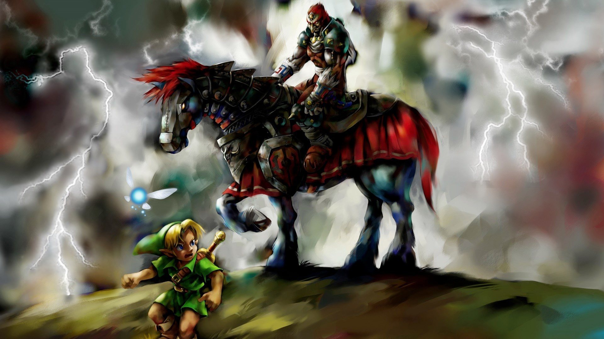 72 Ocarina Of Time Wallpaper Hd