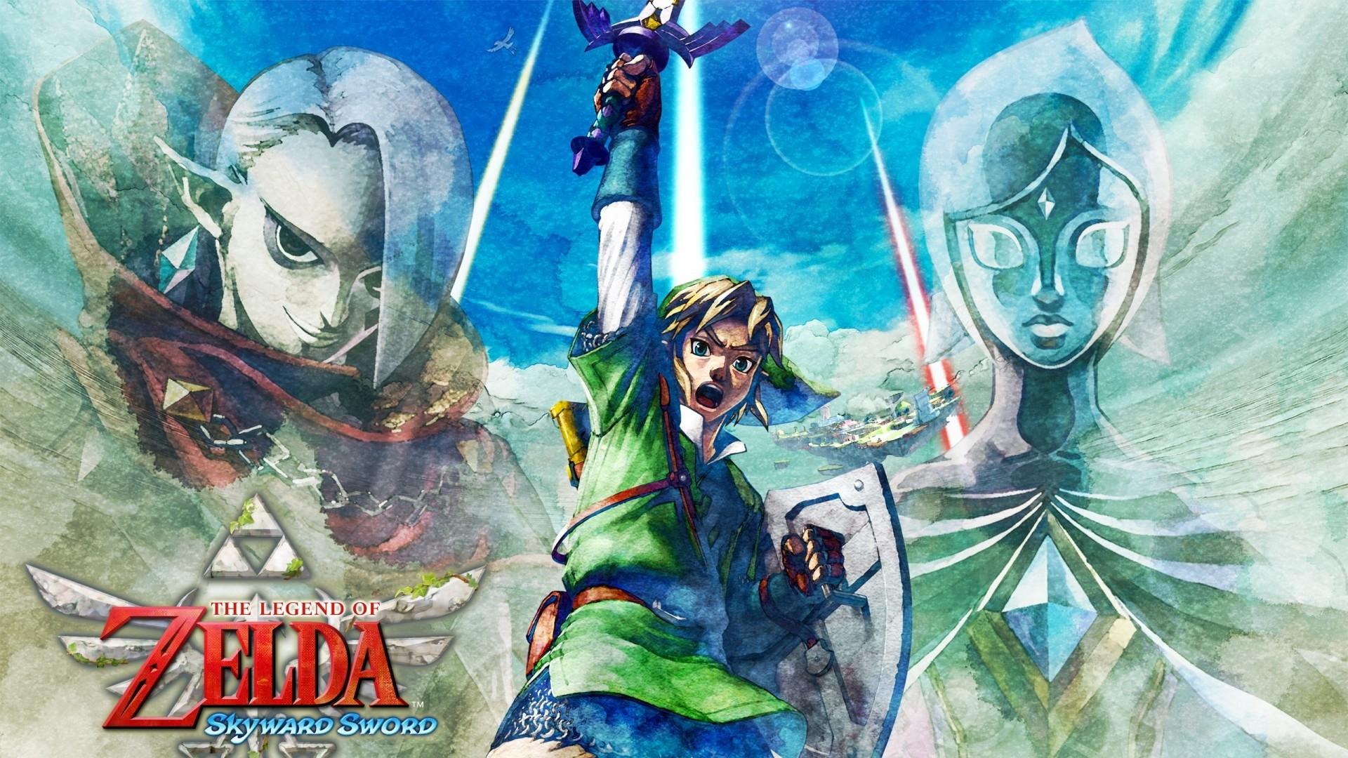 Wallpaper the legend of zelda skyward sword, nintendo ead, legend  of zelda,