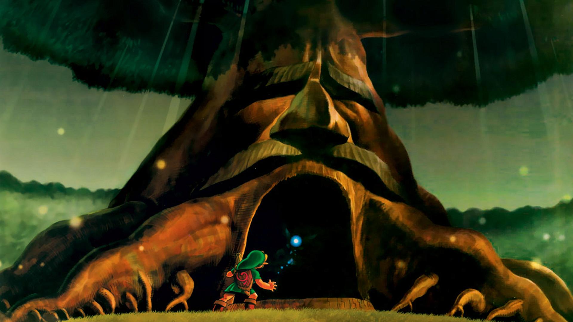 … The Legend of Zelda: Ocarina of Time – Fanart – Background …