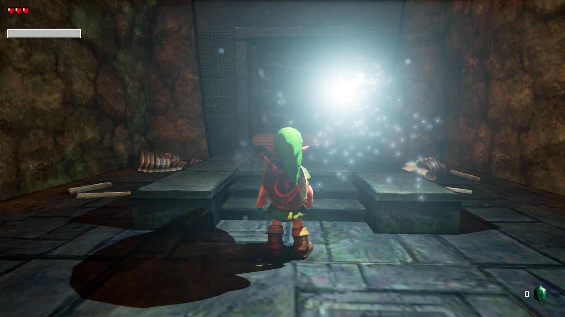 The Legend of Zelda: Ocarina of Time HD
