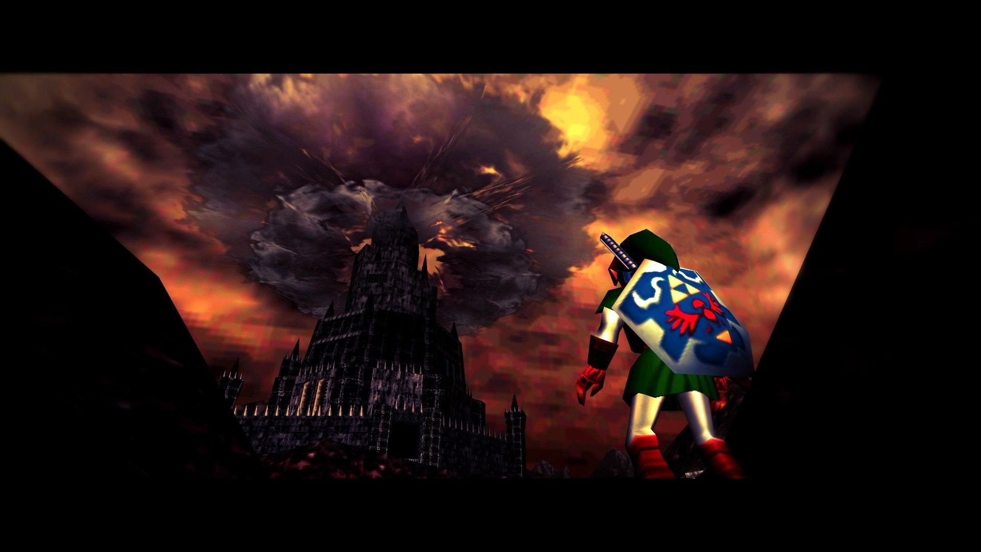 Link, The Legend of Zelda, The Legend of Zelda: Ocarina of Time, N64,  Nintendo 64, Video games HD Wallpapers / Desktop and Mobile Images & Photos