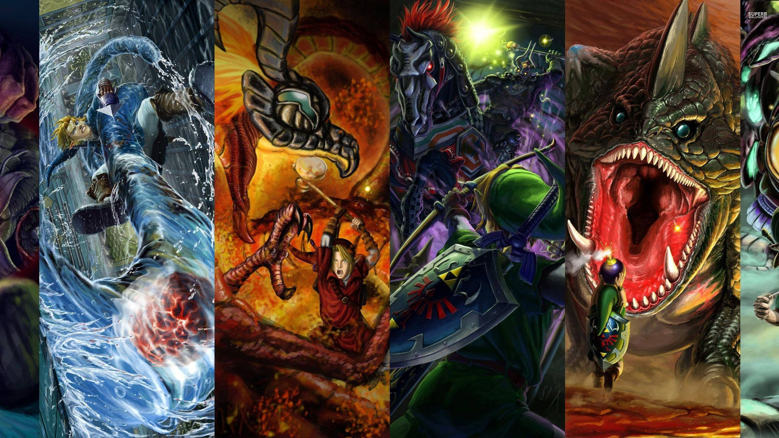 The Legend of Zelda – Twilight Princess wallpaper – Game .
