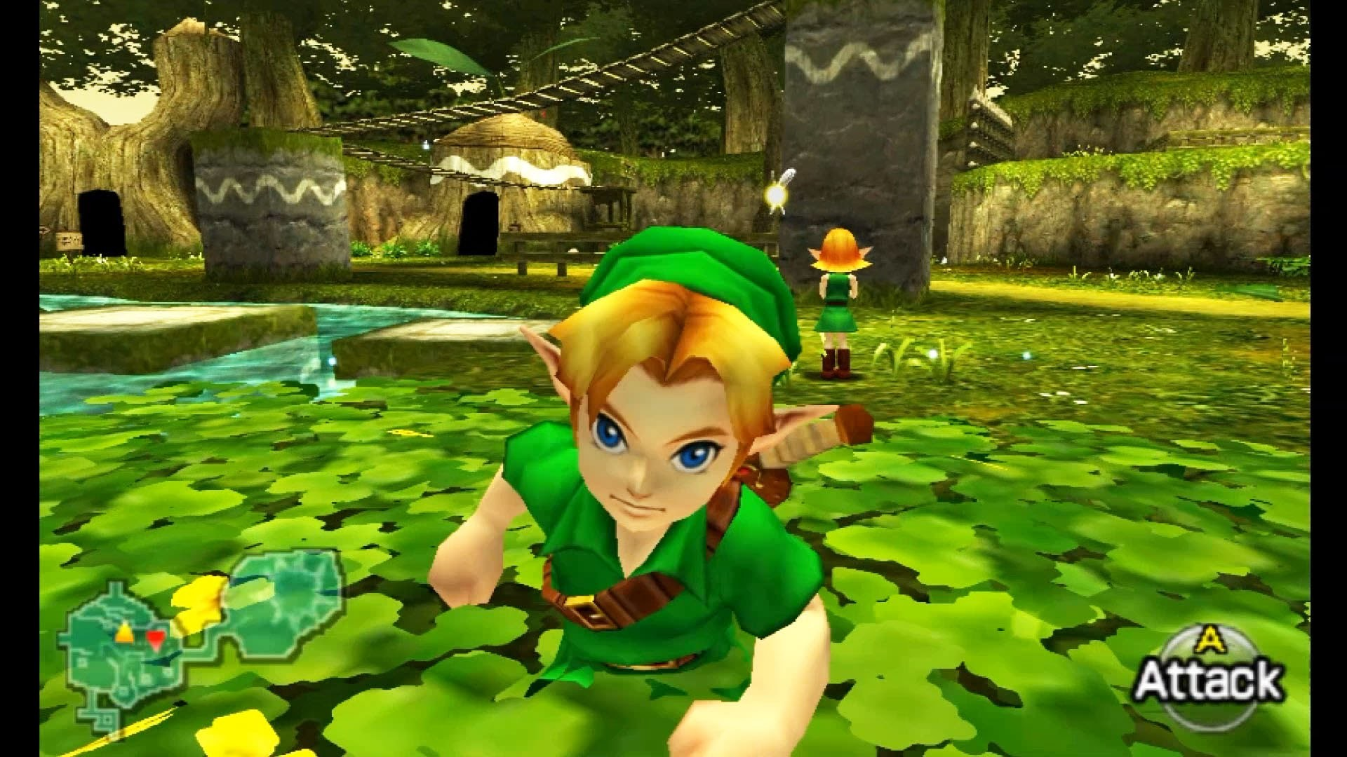 Citra 3DS Emulator – The Legend of Zelda Ocarina of Time 3D High Resolution  / Top only / Realtime – YouTube