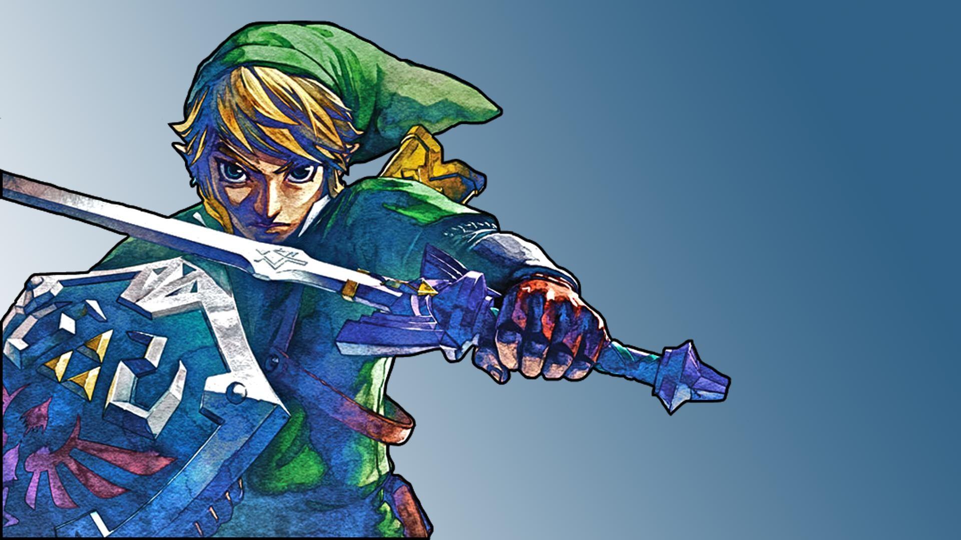 widescreen hd the legend of zelda skyward sword