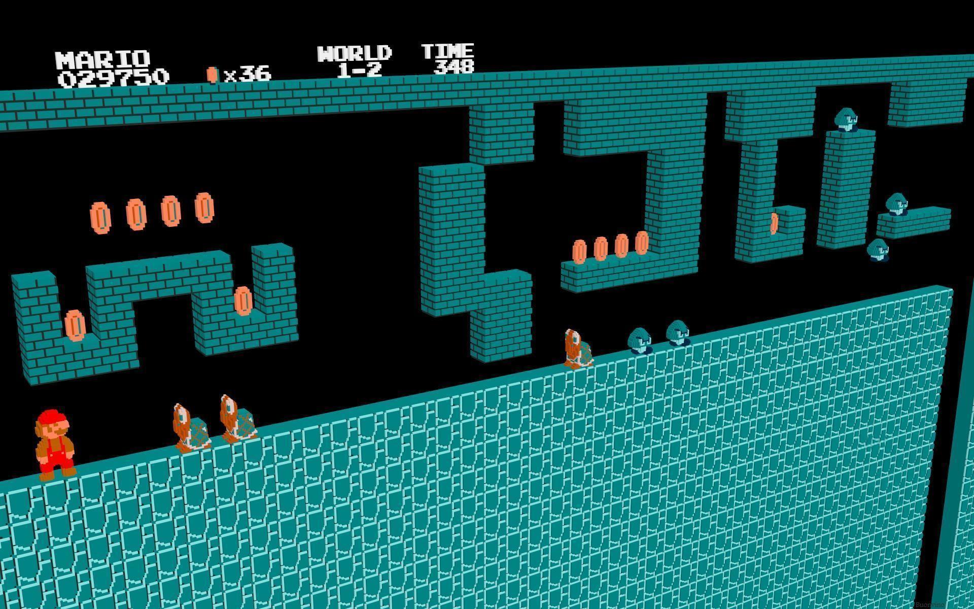 Retro Games Wallpaper HD – WallpaperSafari