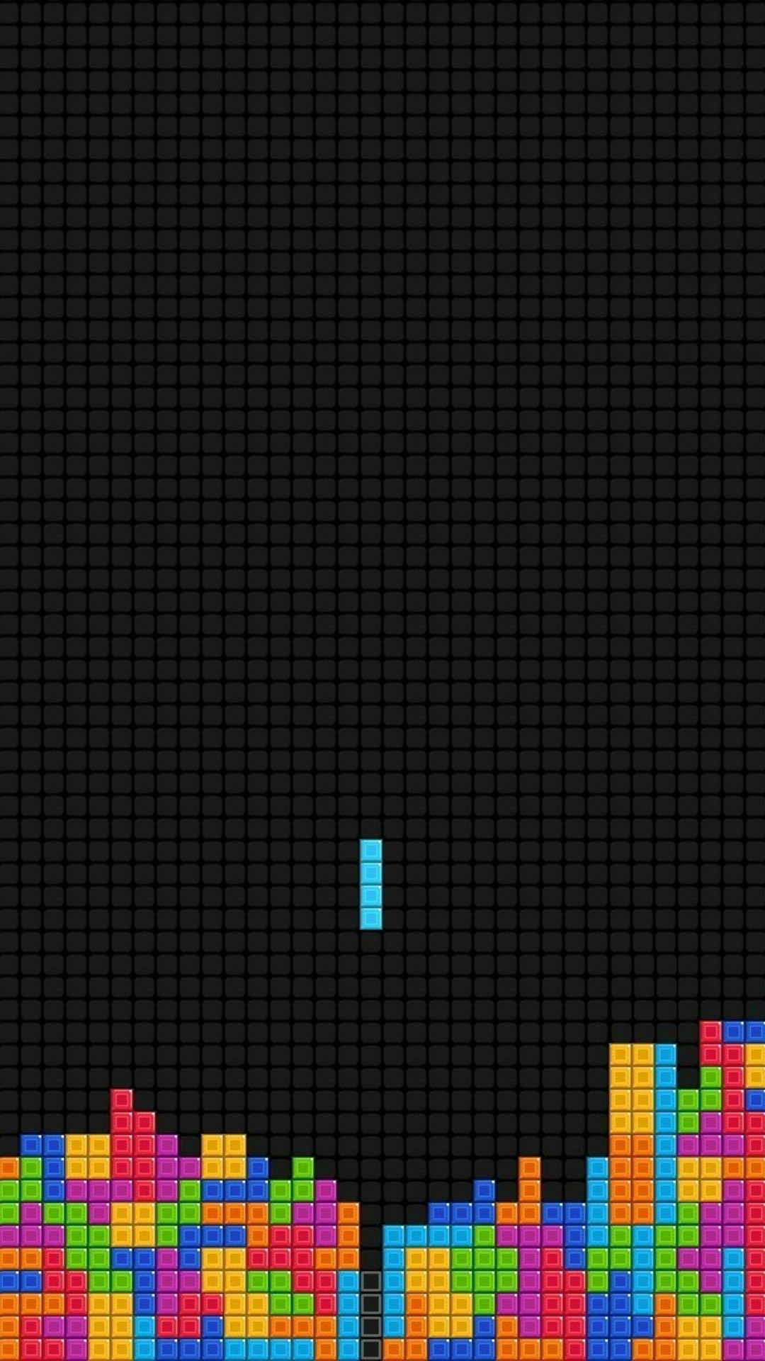 portrait Display, Video Games, Vintage, Retro Games, Tetris, Colorful,  Square, Simple Wallpapers HD / Desktop and Mobile Backgrounds