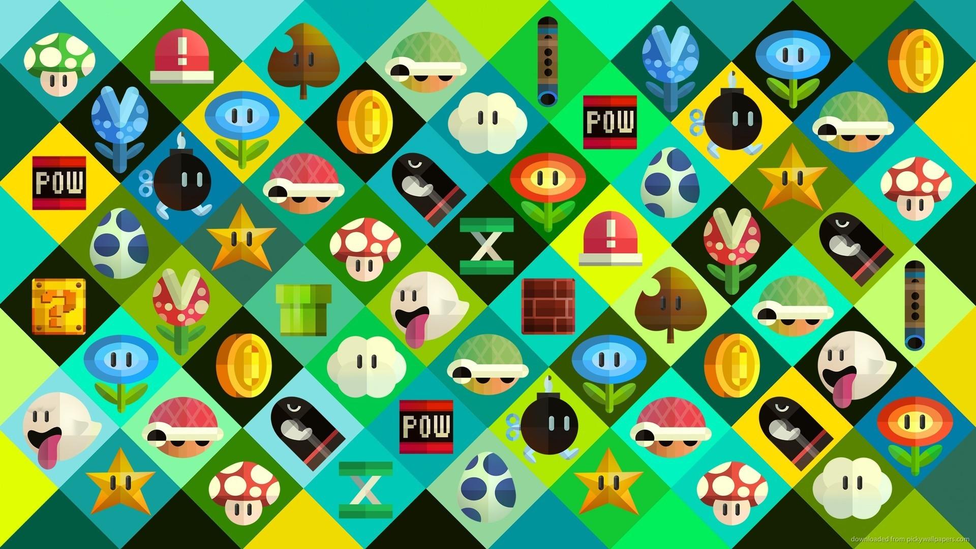 Mario Wallpapers Download Super Mario Wallpapers · Retro GamesMario …