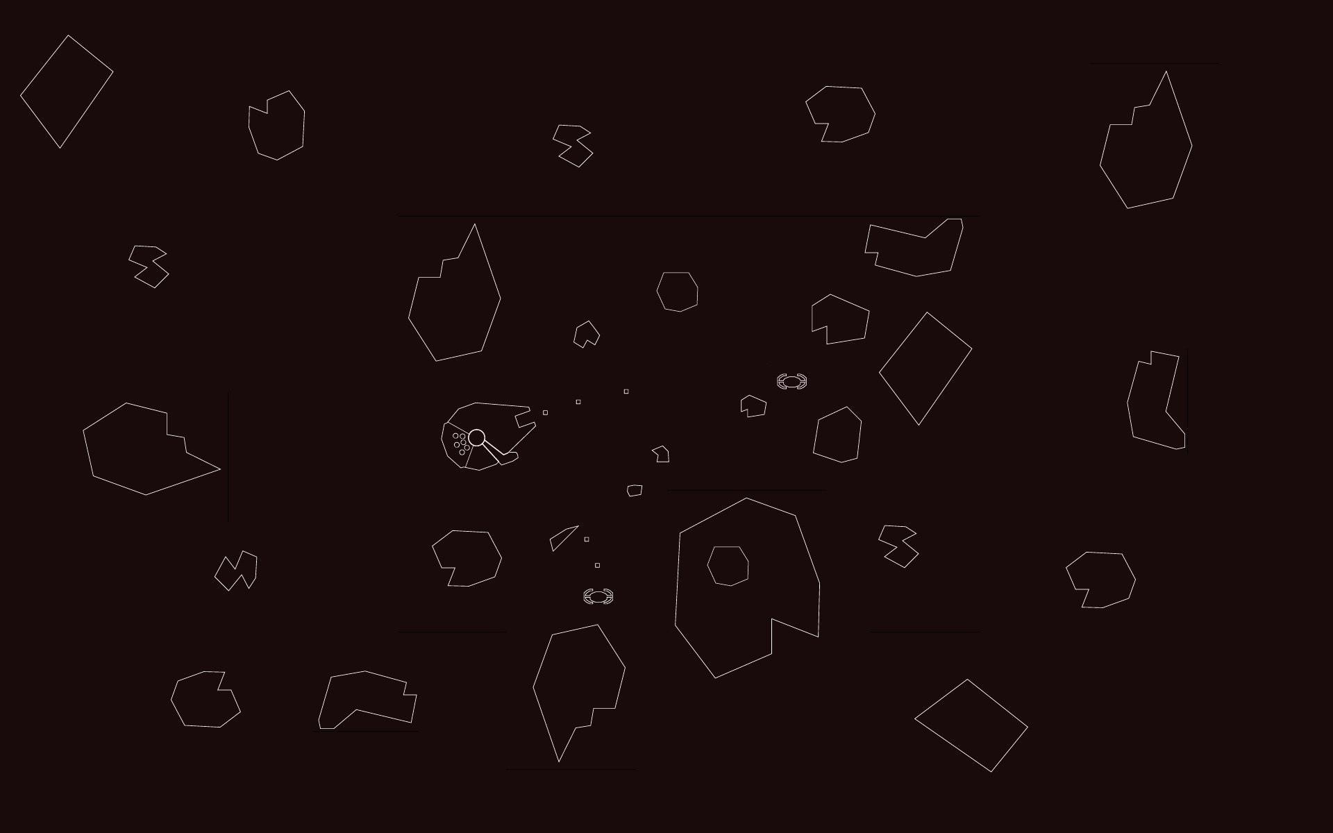 Retro Games Asteroids Falcon Milleniums Images