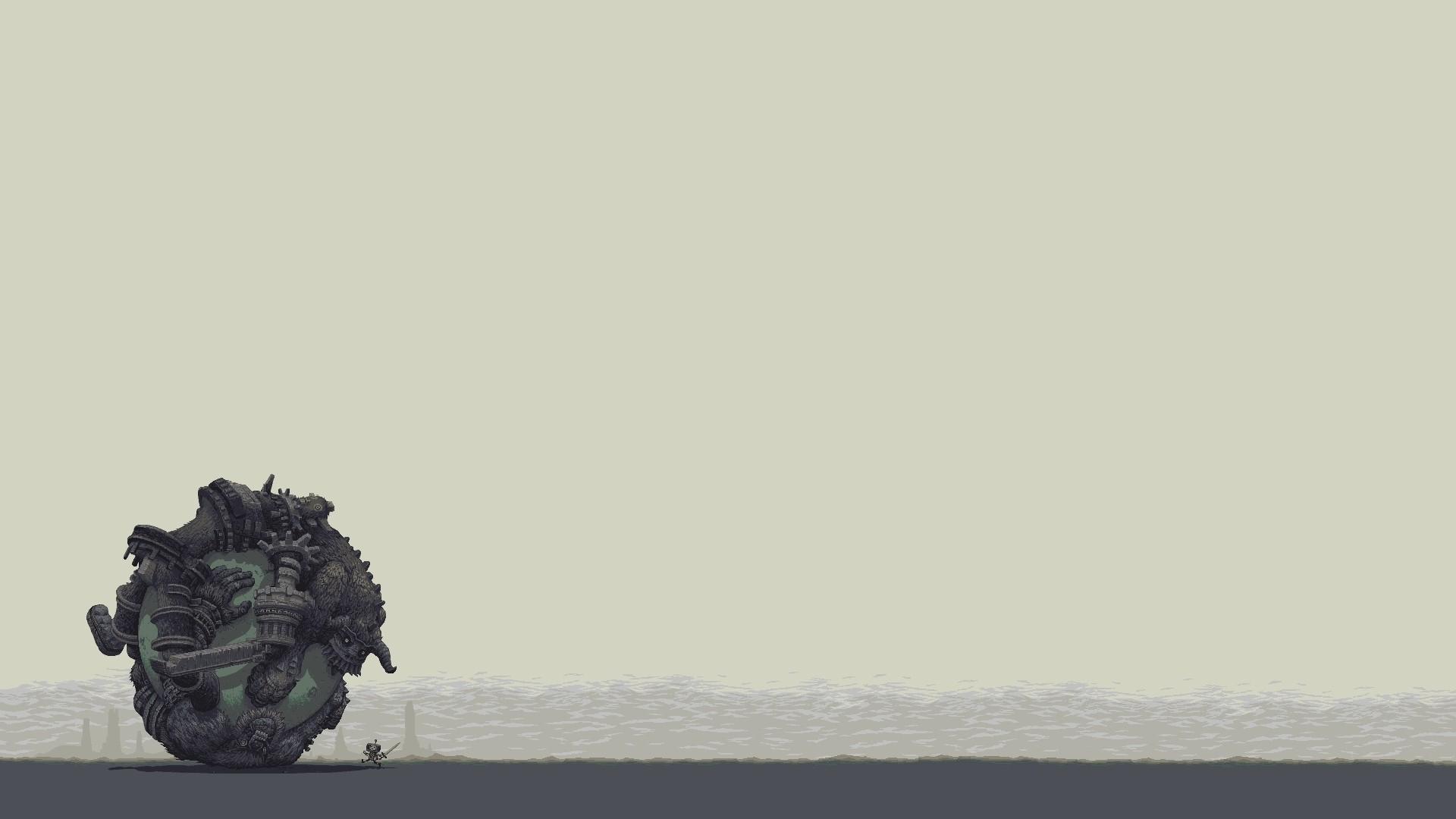 minimalism, Katamari, Retro Games Wallpapers HD / Desktop and Mobile  Backgrounds