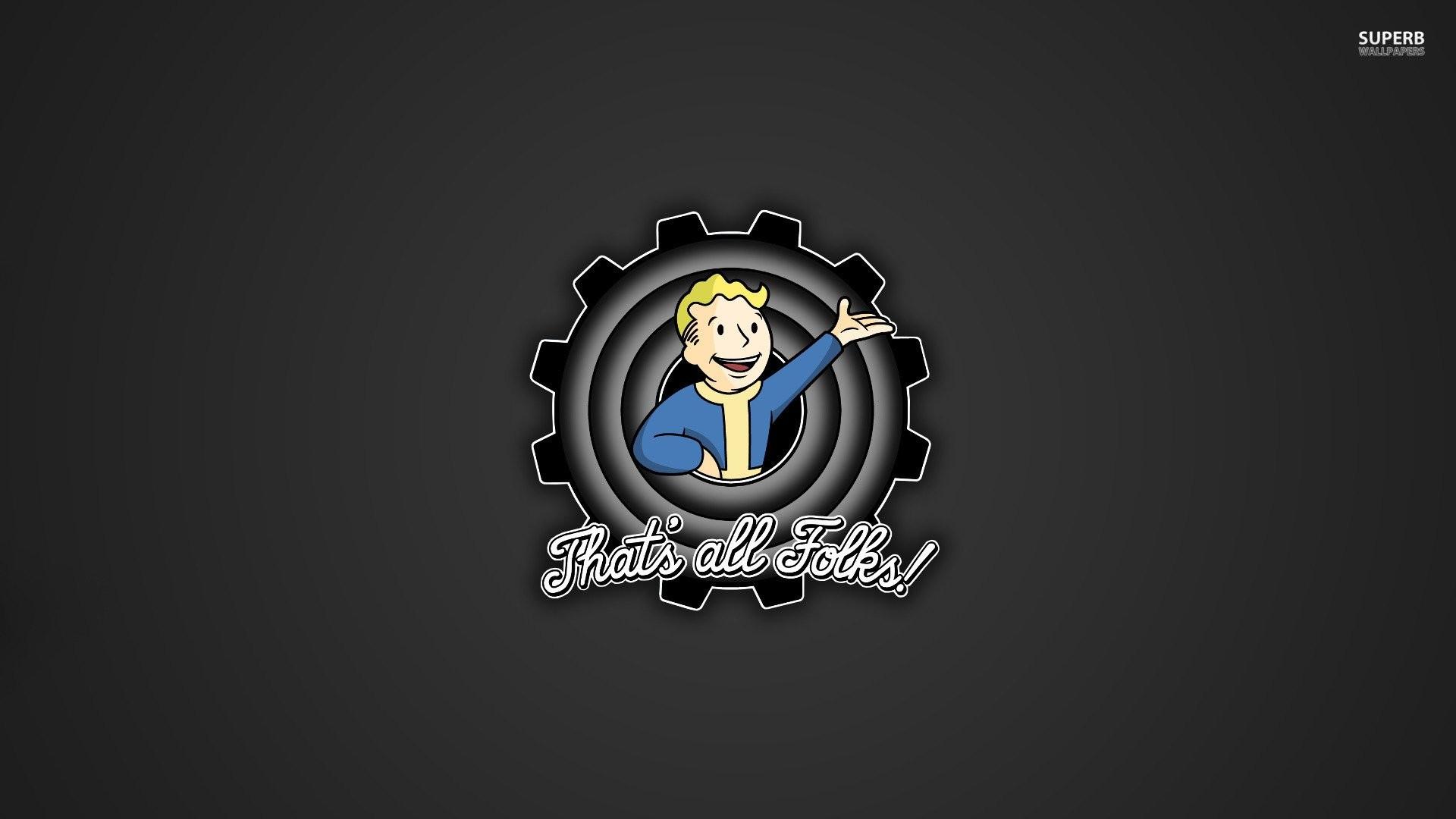 Fallout Vault Boy 805855 …