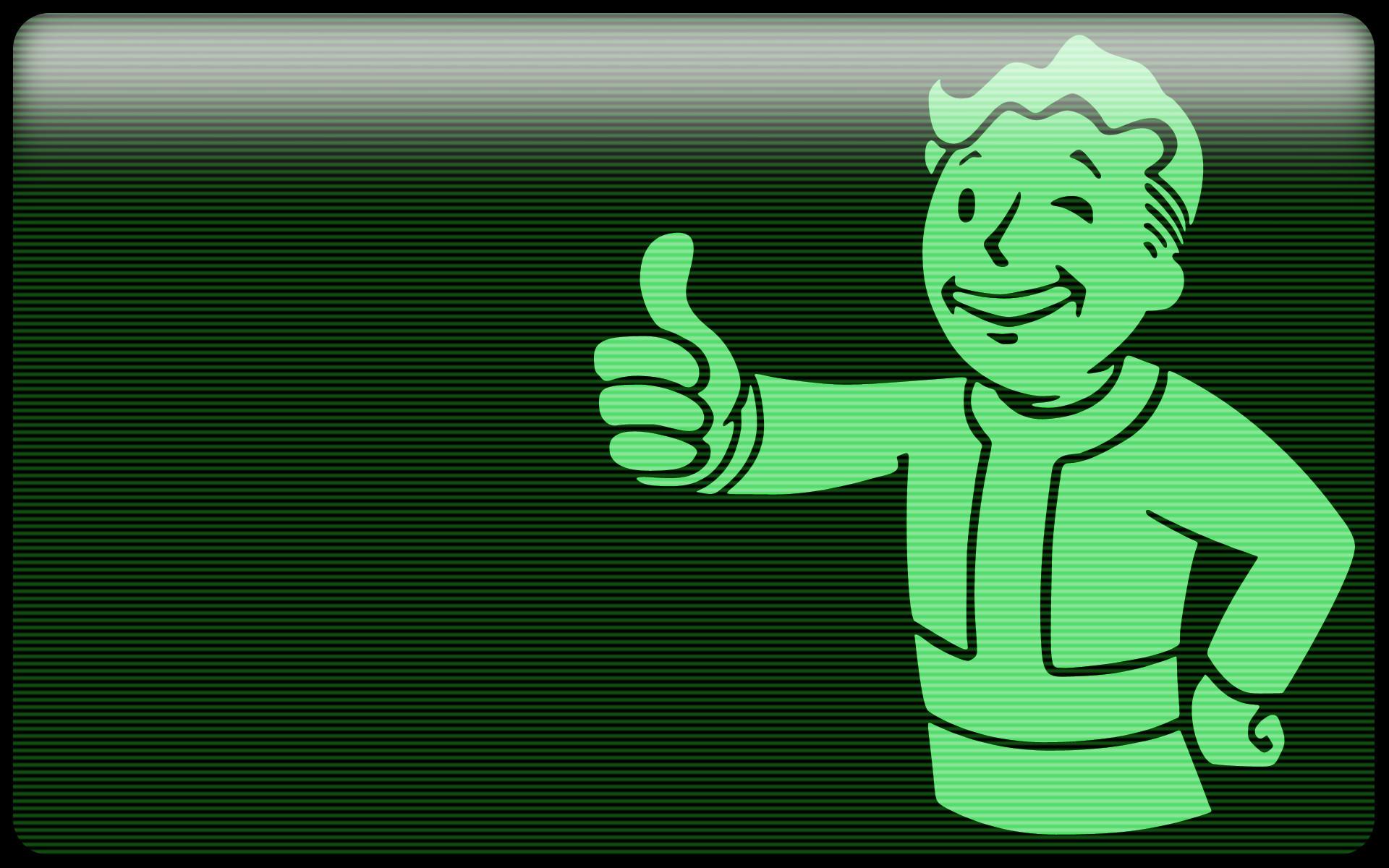 Fallout Vault Boy General Wallpaper