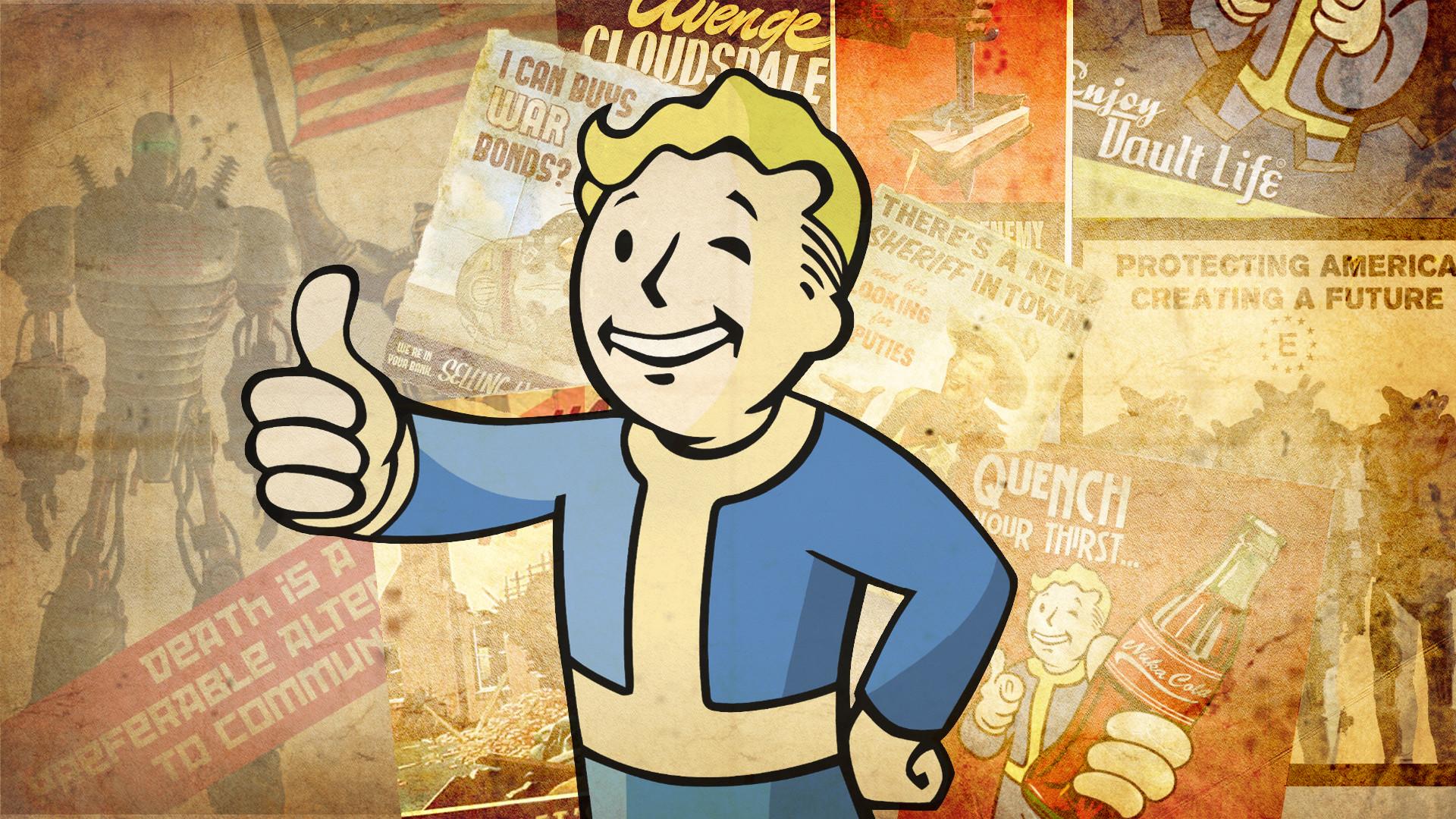 PreviousNext. Previous Image Next Image. wallpaper fallout boy vault …