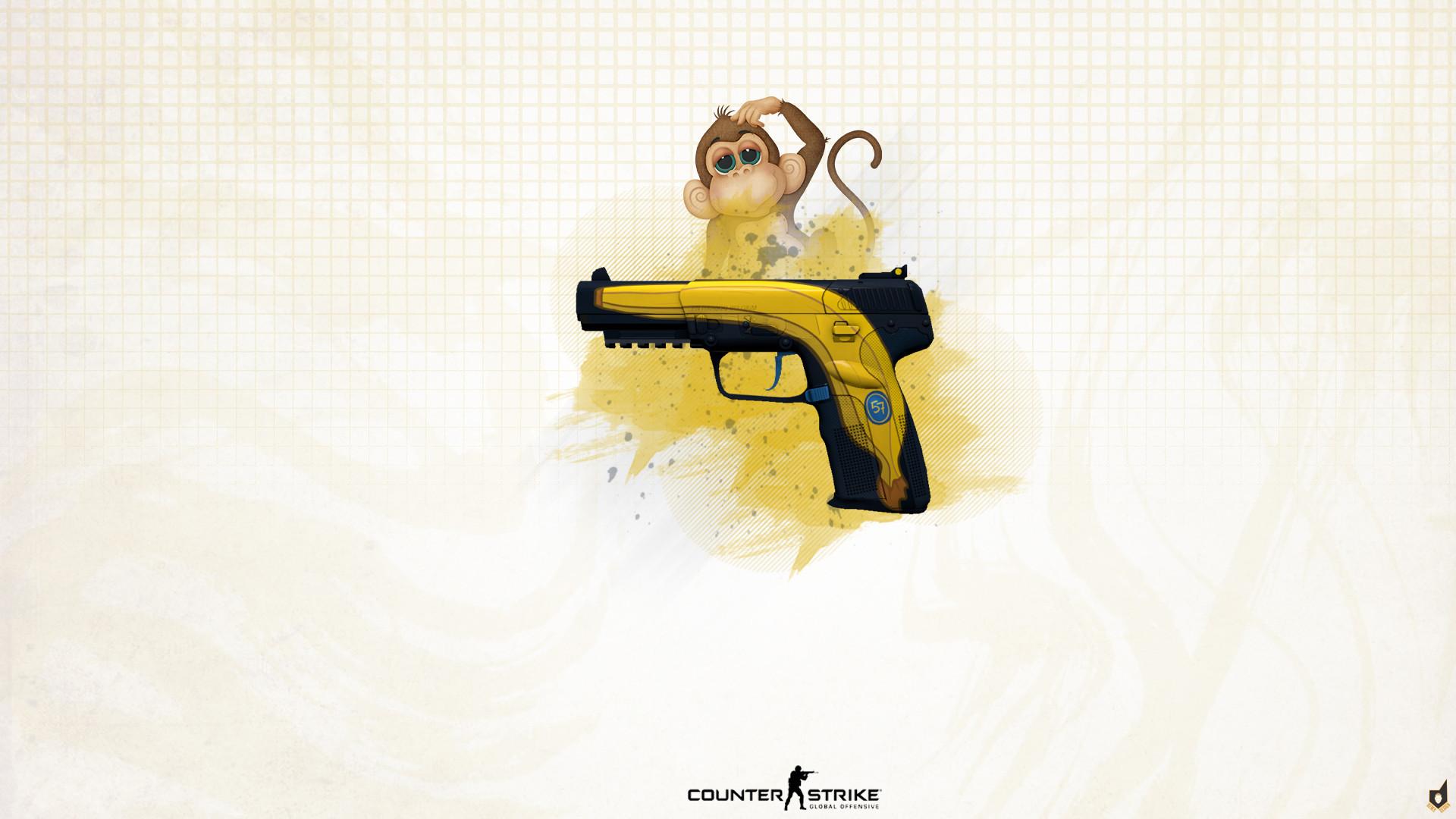 … Five-Seven Monkey Business: …