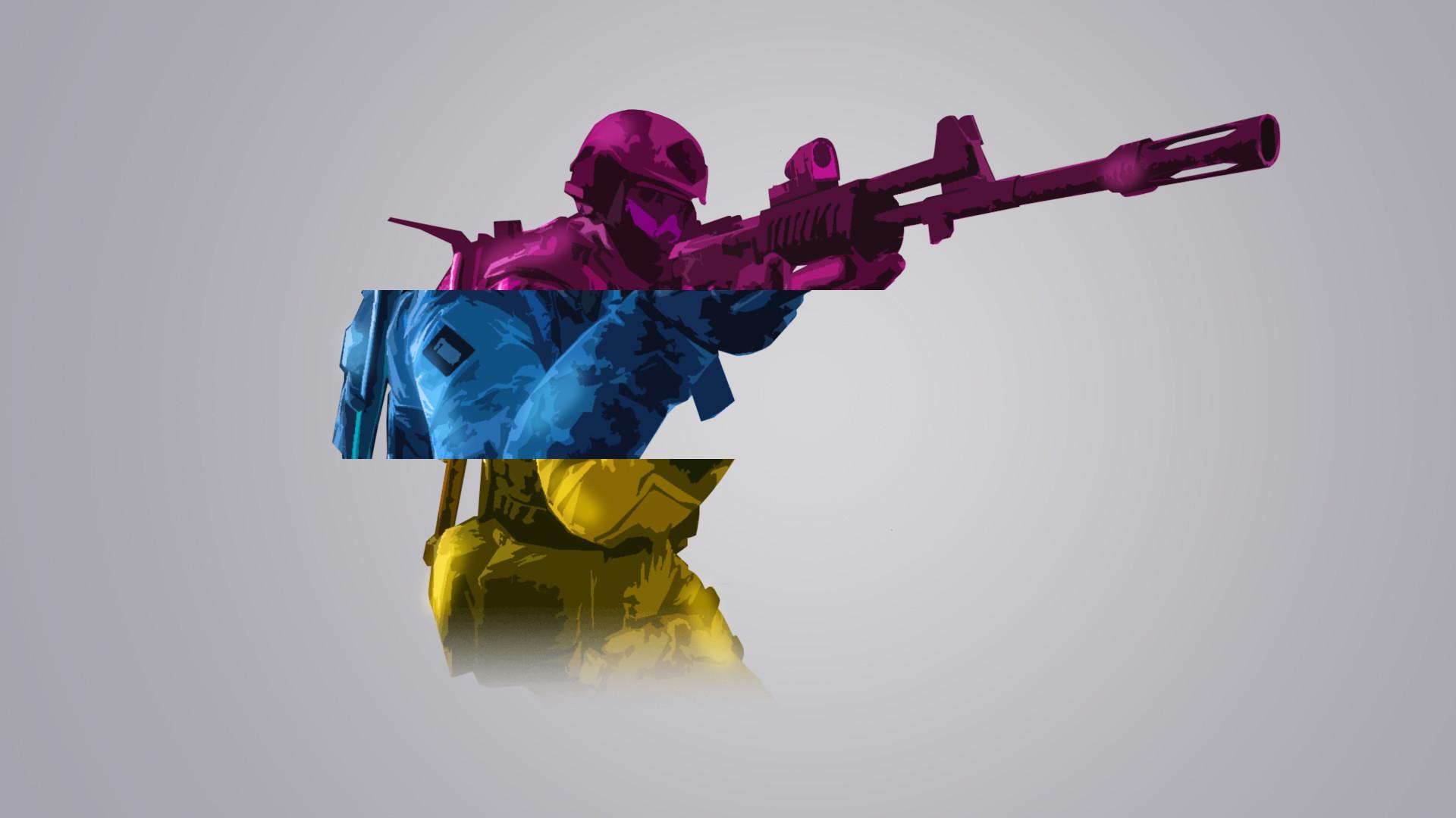 … CS:GO Wallpaper by DandaPixel