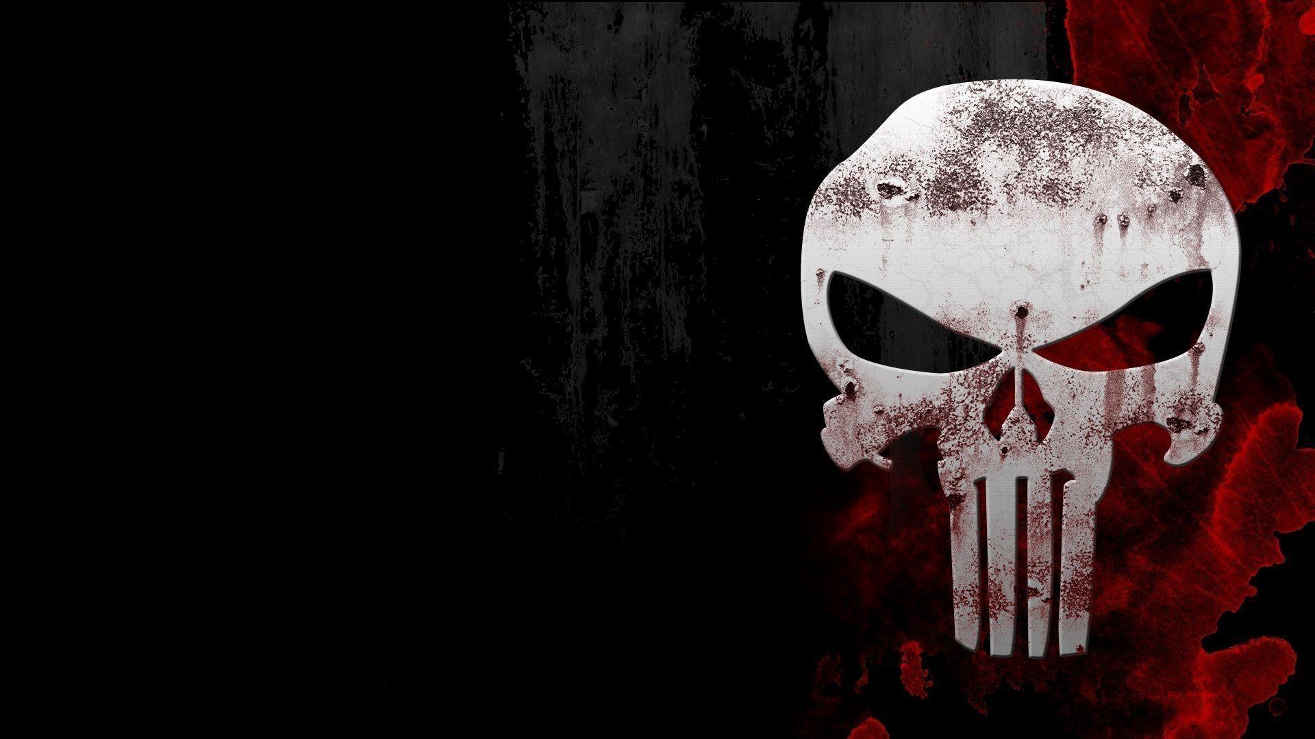 The Punisher Skull Wallpaper HD – HD Wallpaper