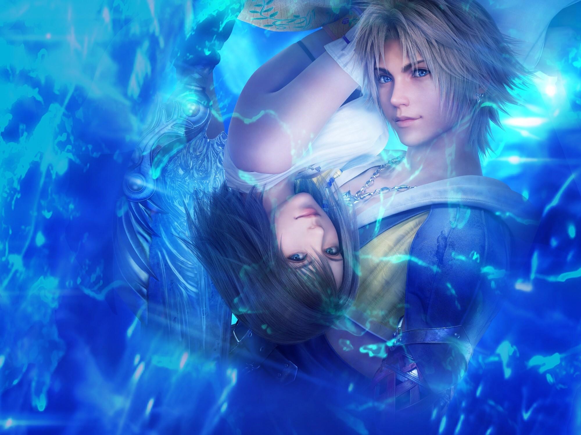Final Fantasy X · download Final Fantasy X image