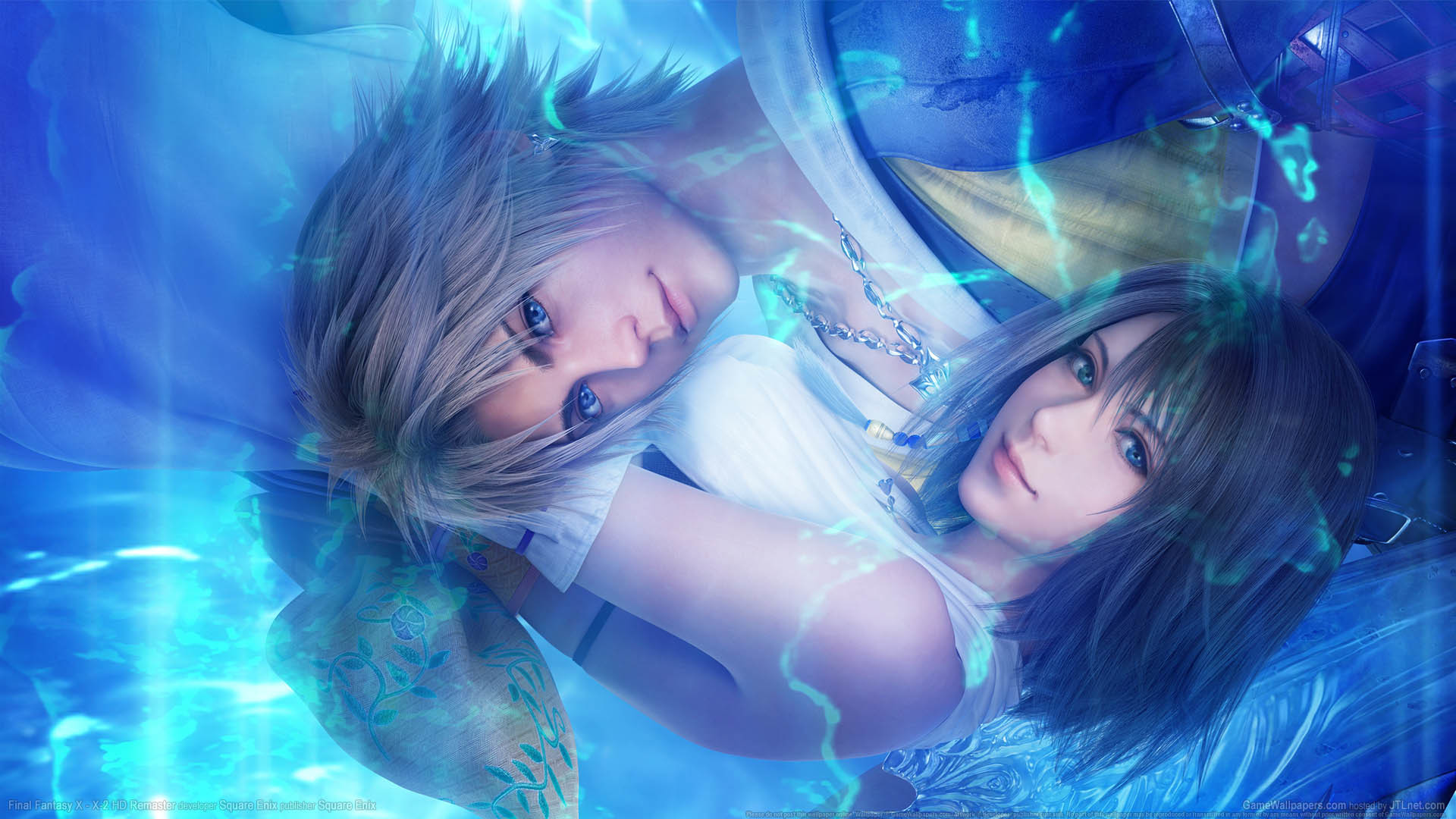 … Final Fantasy X – X-2 HD wallpaper or background 01