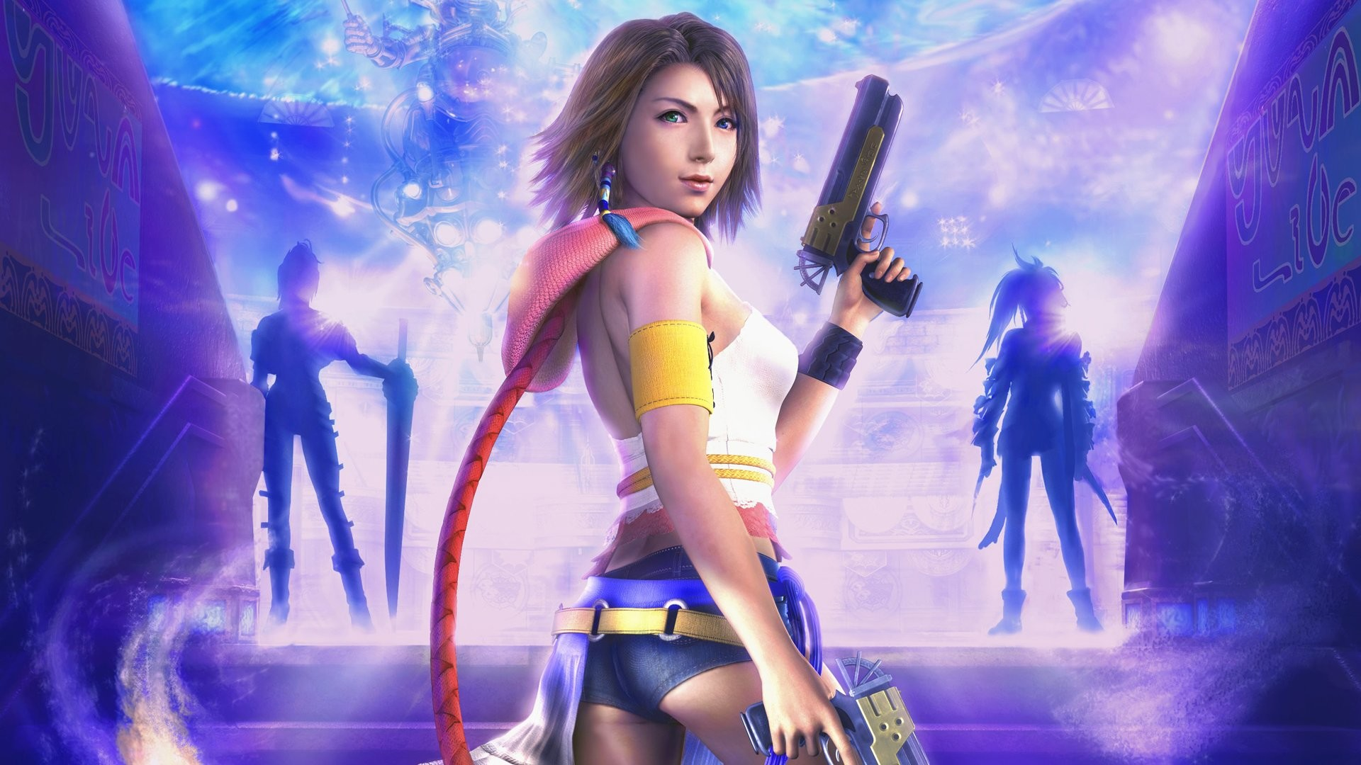 HD Wallpaper | Background ID:608739. Video Game Final Fantasy X-2