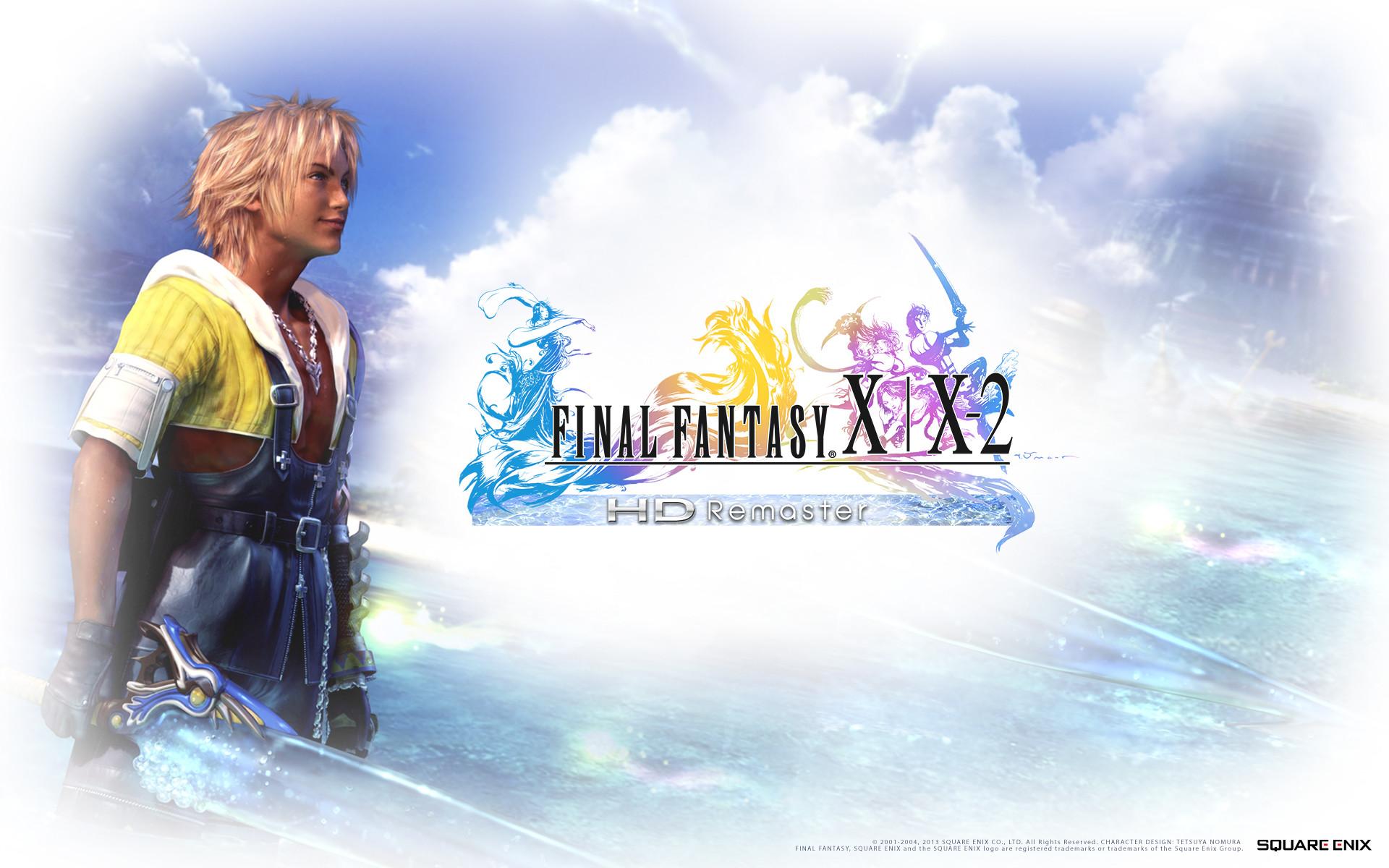 Image – FFX X-2 HD Tidus 1920×1200.jpg | Final Fantasy Wiki | FANDOM  powered by Wikia