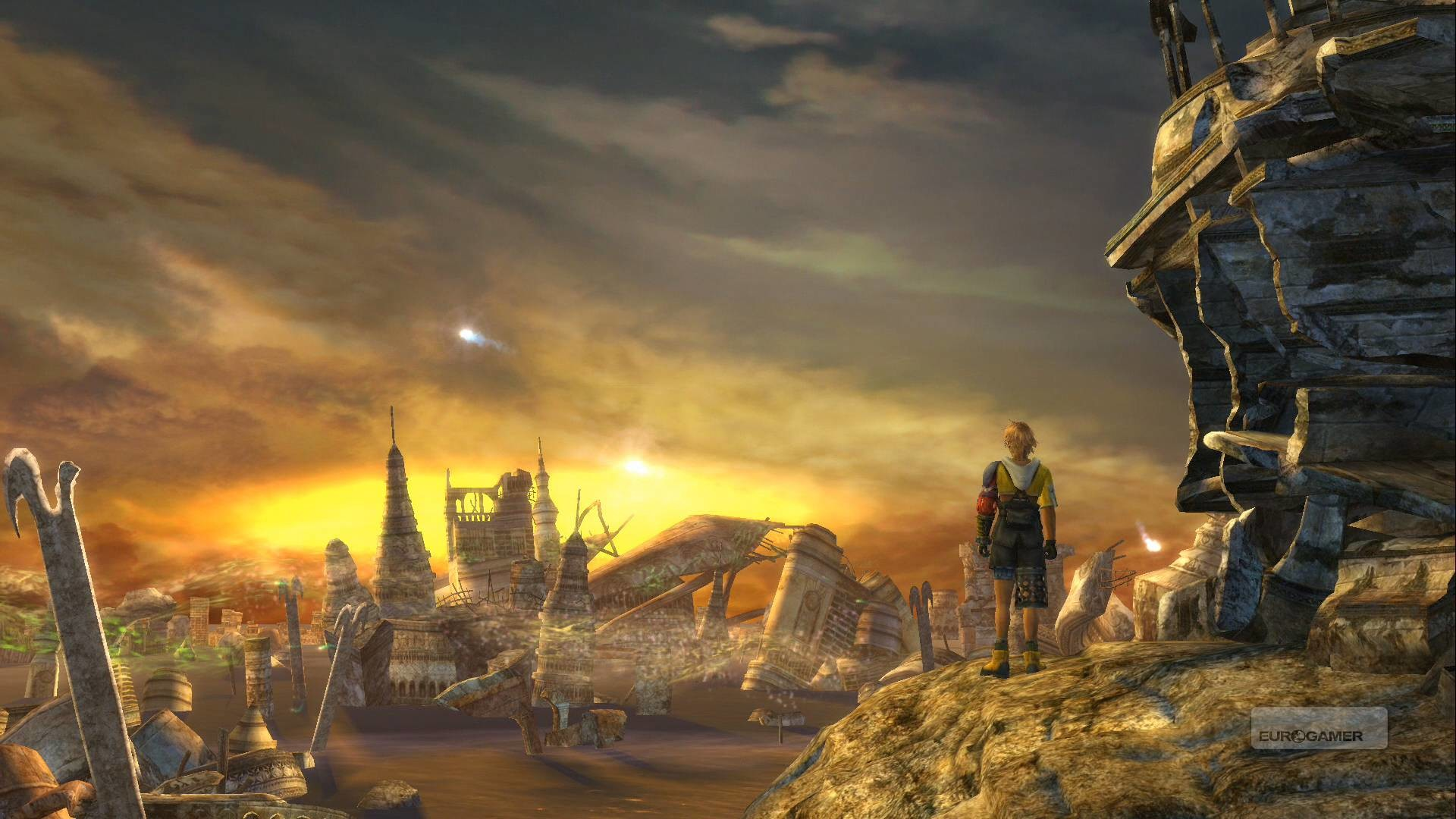 Wallpapers For > Final Fantasy X Wallpaper