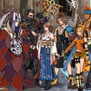 Final Fantasy X Wallpapers HD