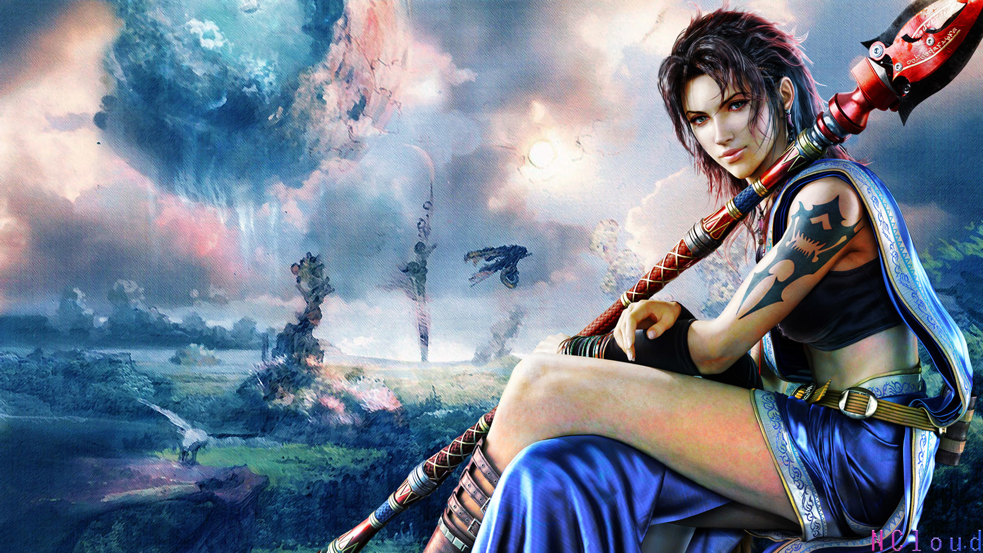 Final Fantasy Game Wallpaper HD wallpapers – Final Fantasy Game .