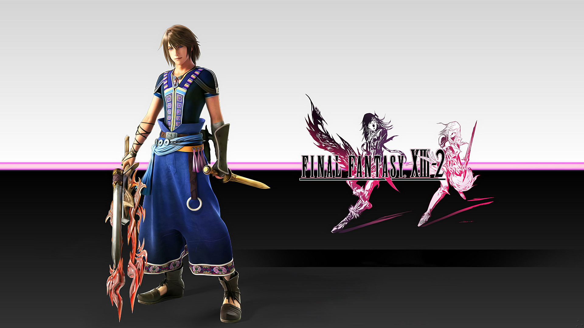 … 3 final fantasy x 13 2 wallpapers and themepack for windows 7 …