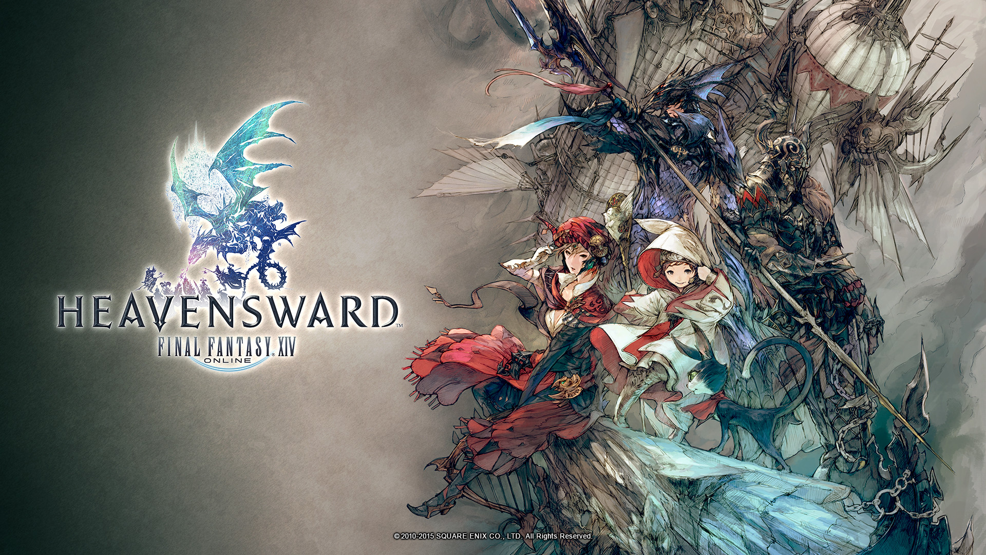 Final Fantasy 14 A Realm Reborn Wallpapers Wallpapers) – HD Wallpapers