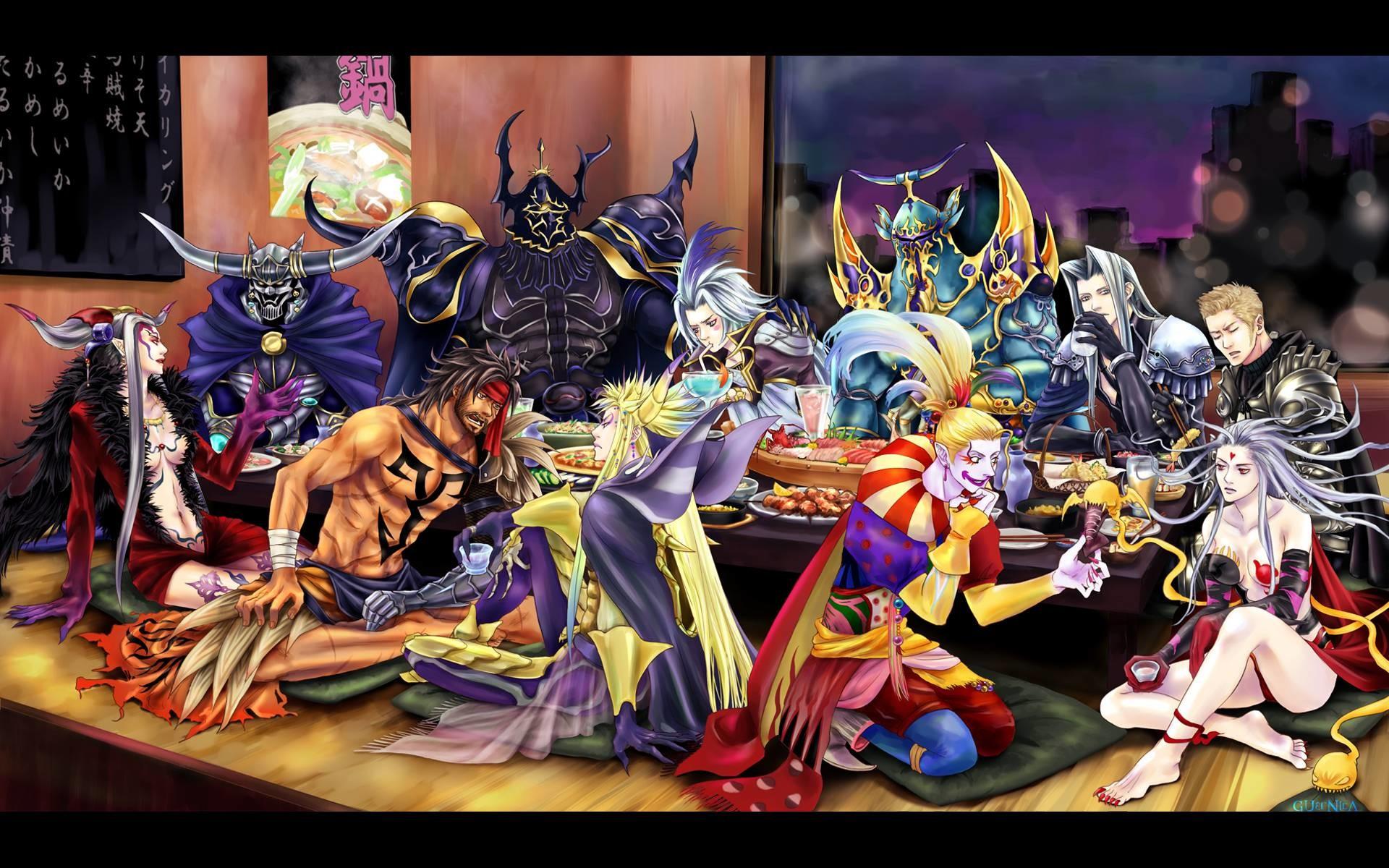 Final Fantasy X Wallpaper Hd