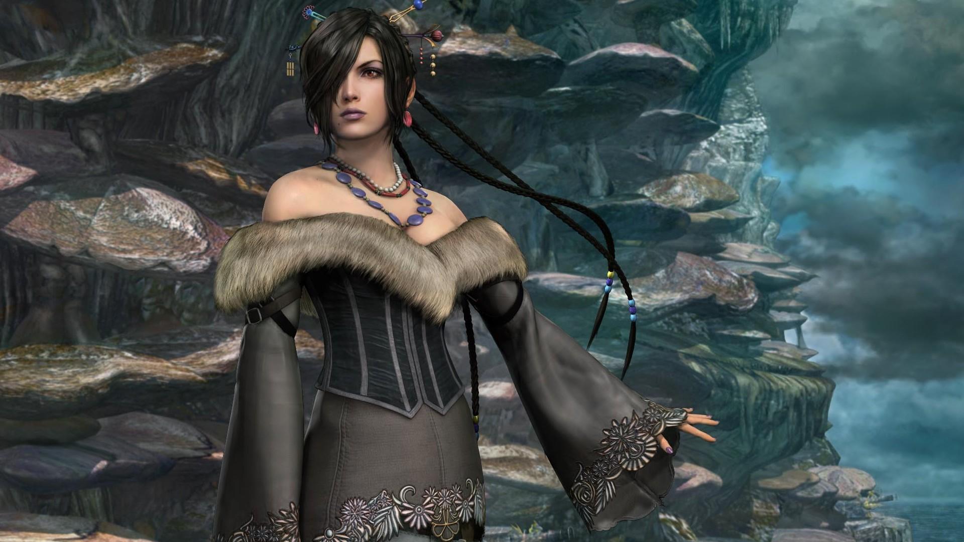 … Final Fantasy X / X-2 HD Remaster – Fanart – Background …