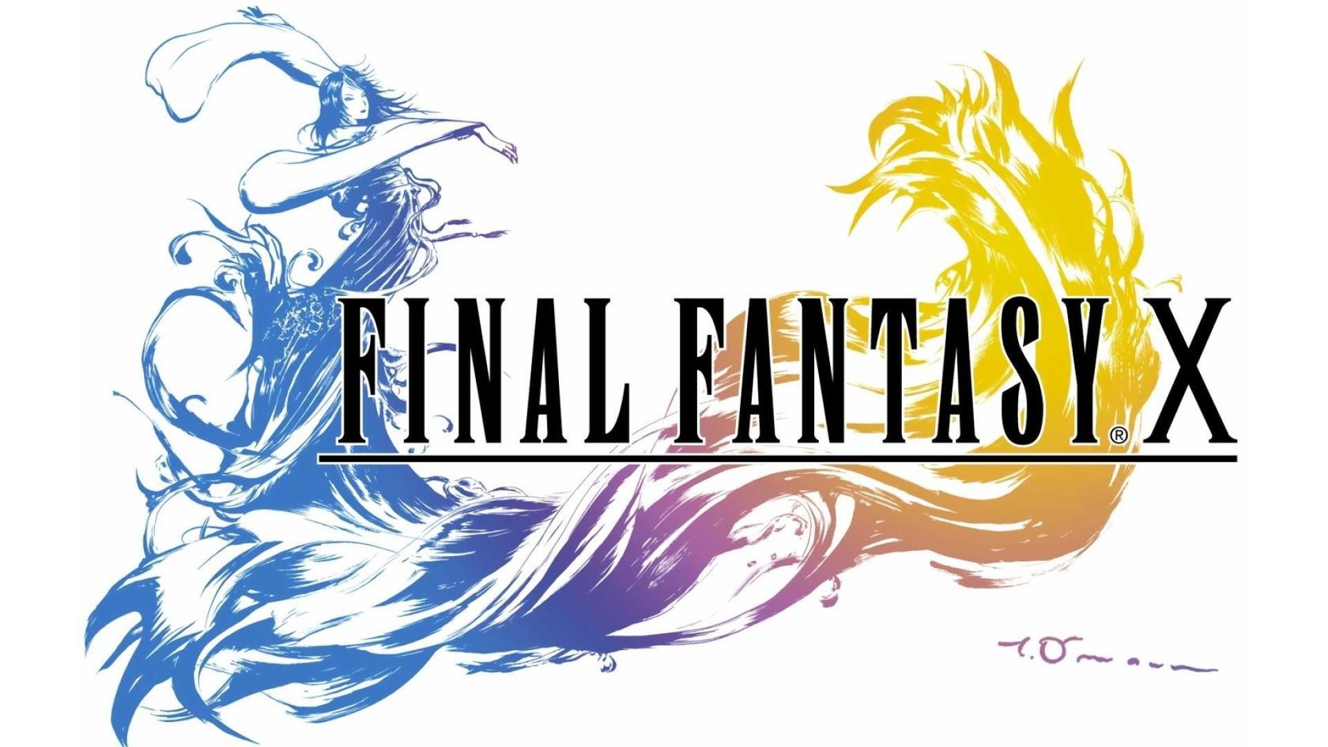 Final Fantasy X Logo 826720