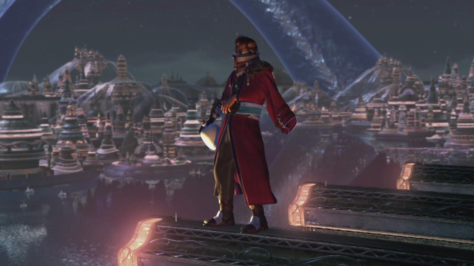 Image – AuronOverZanarkand.jpg | Final Fantasy Wiki | FANDOM powered by  Wikia