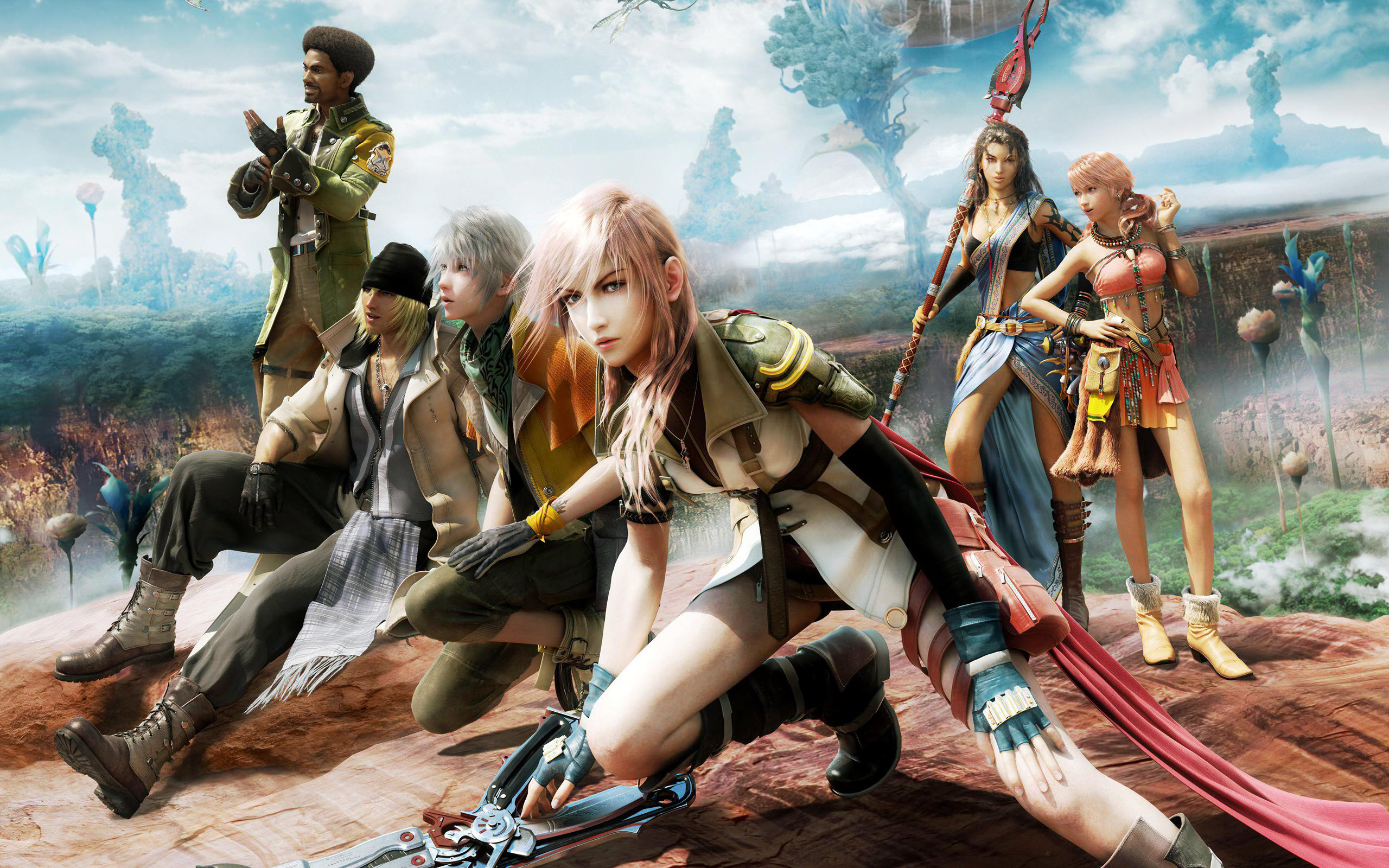 Final Fantasy 13 Game Wallpapers | HD Wallpapers