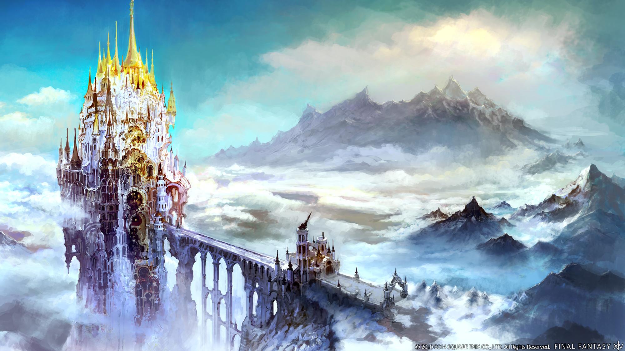 Final Fantasy XIII HD desktop wallpaper High Definition