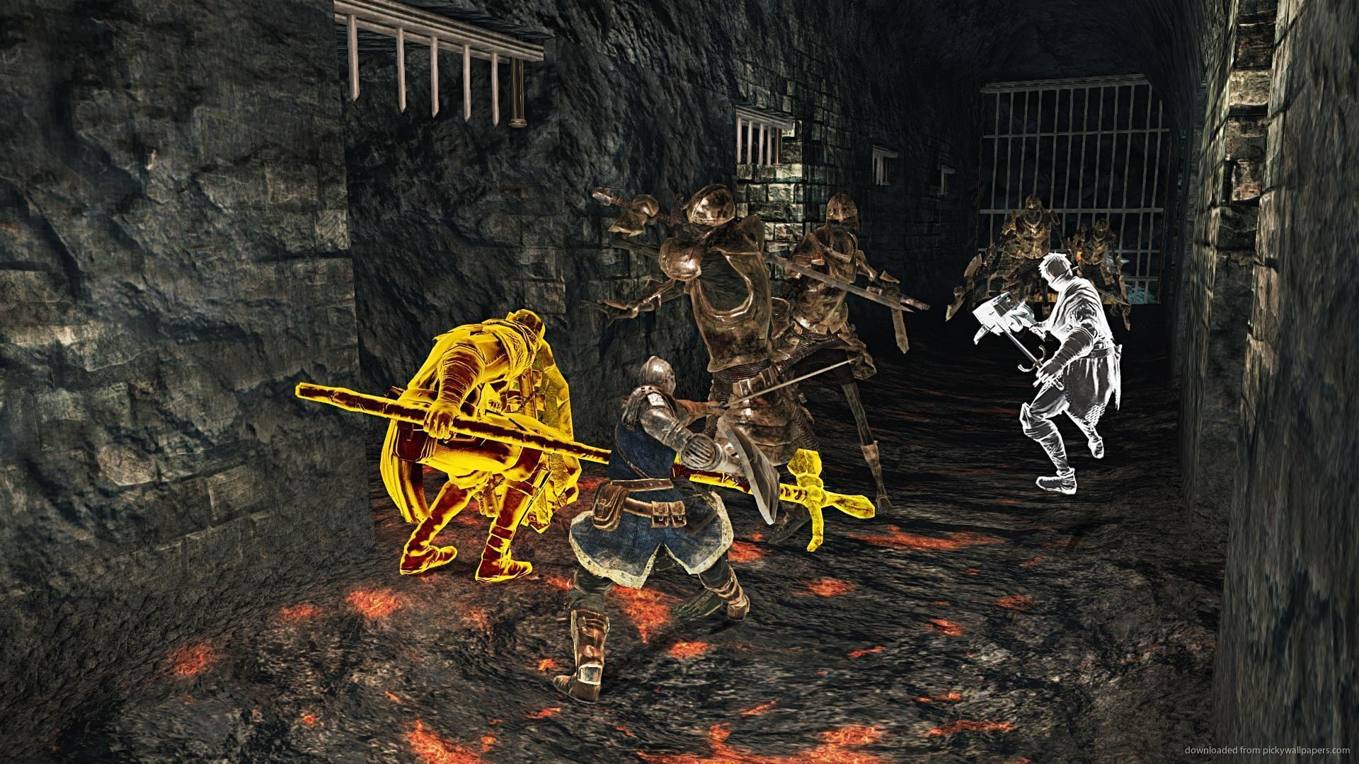 2014 Dark Souls 2 Video Game Desktop Wallpaper picture