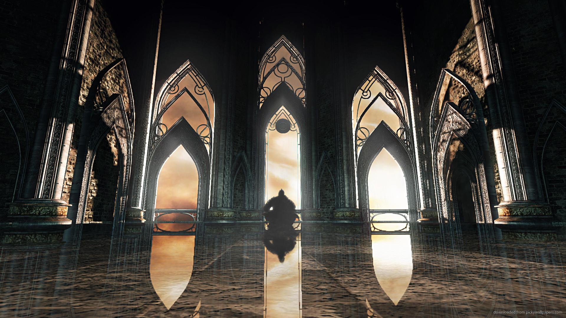 Dark Souls 2 Video Game Desktop Wallpaper picture