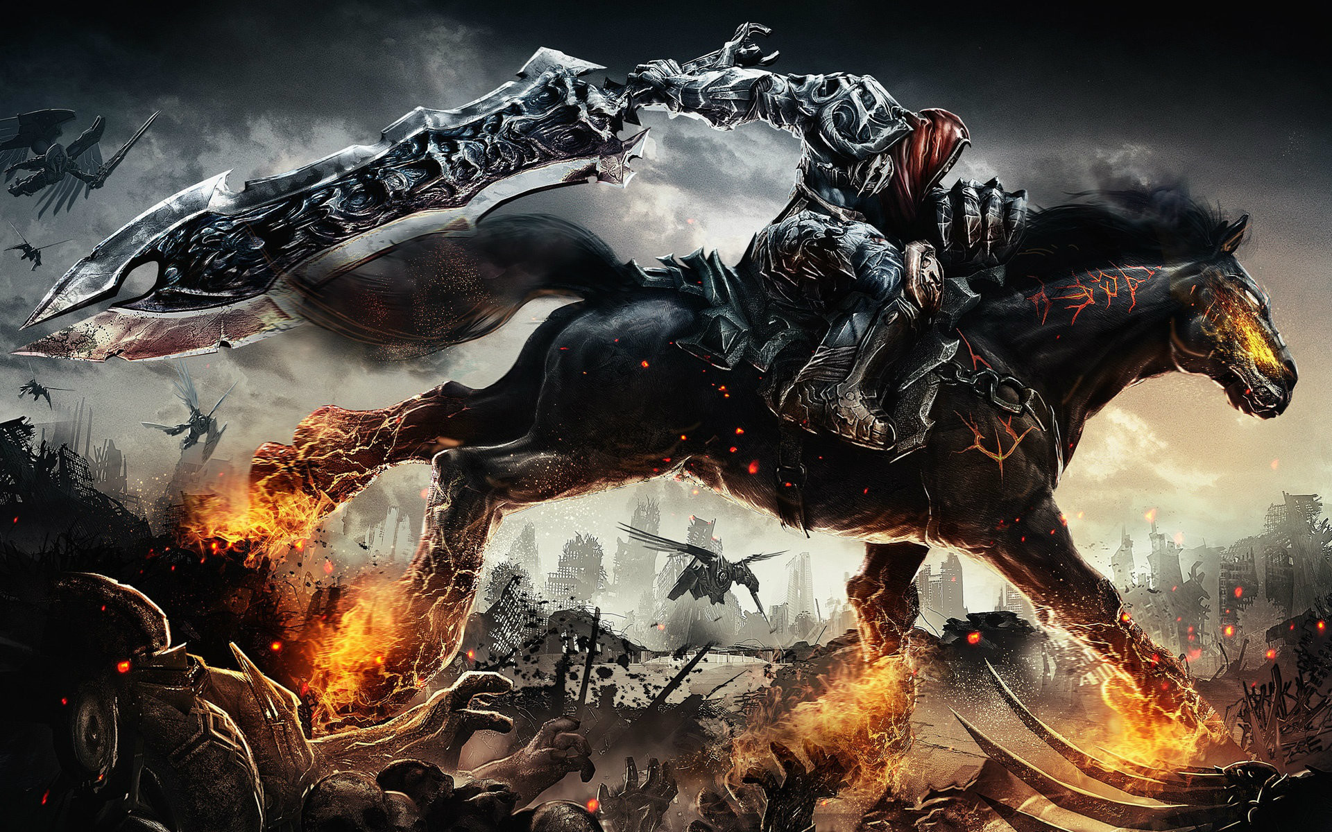 Action Games Wallpaper HD 1080p