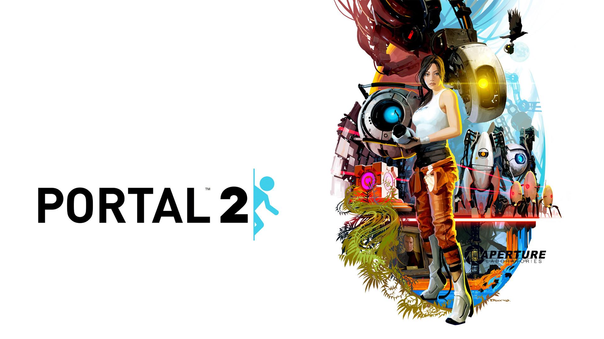 Awesome Portal 2 Wallpaper