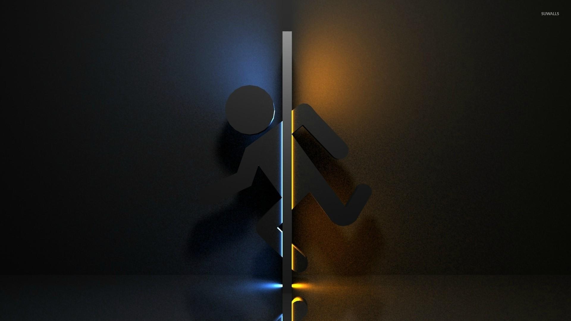Portal 2 [11] wallpaper jpg