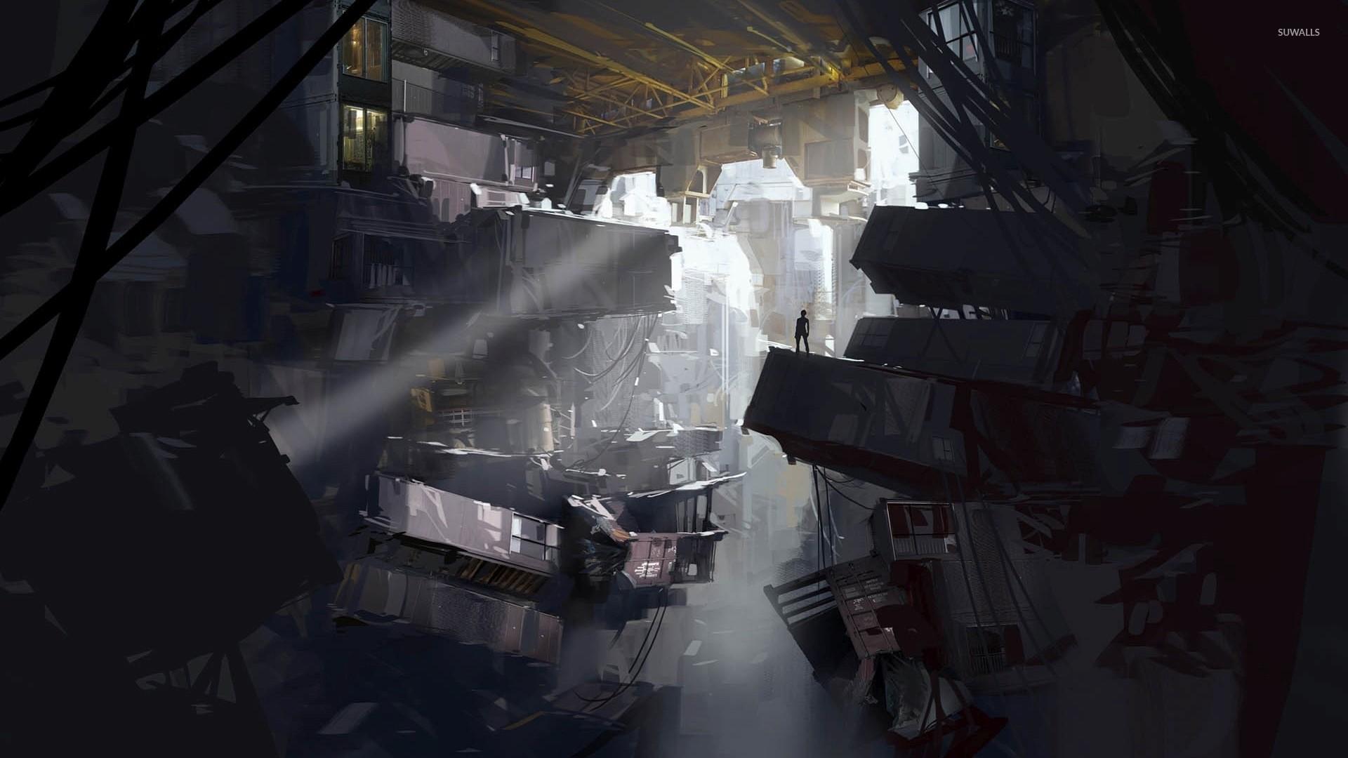 Portal 2 [16] wallpaper jpg