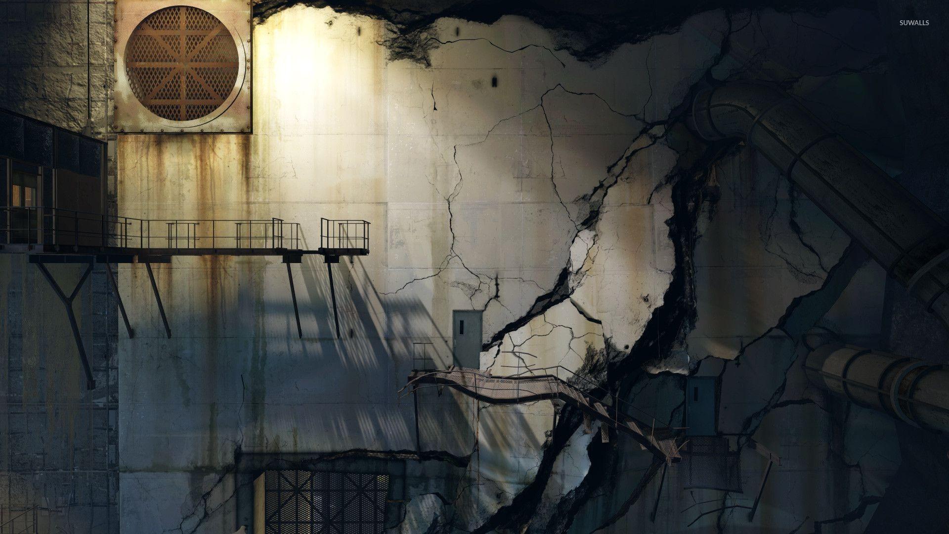 Portal 2 [10] wallpaper