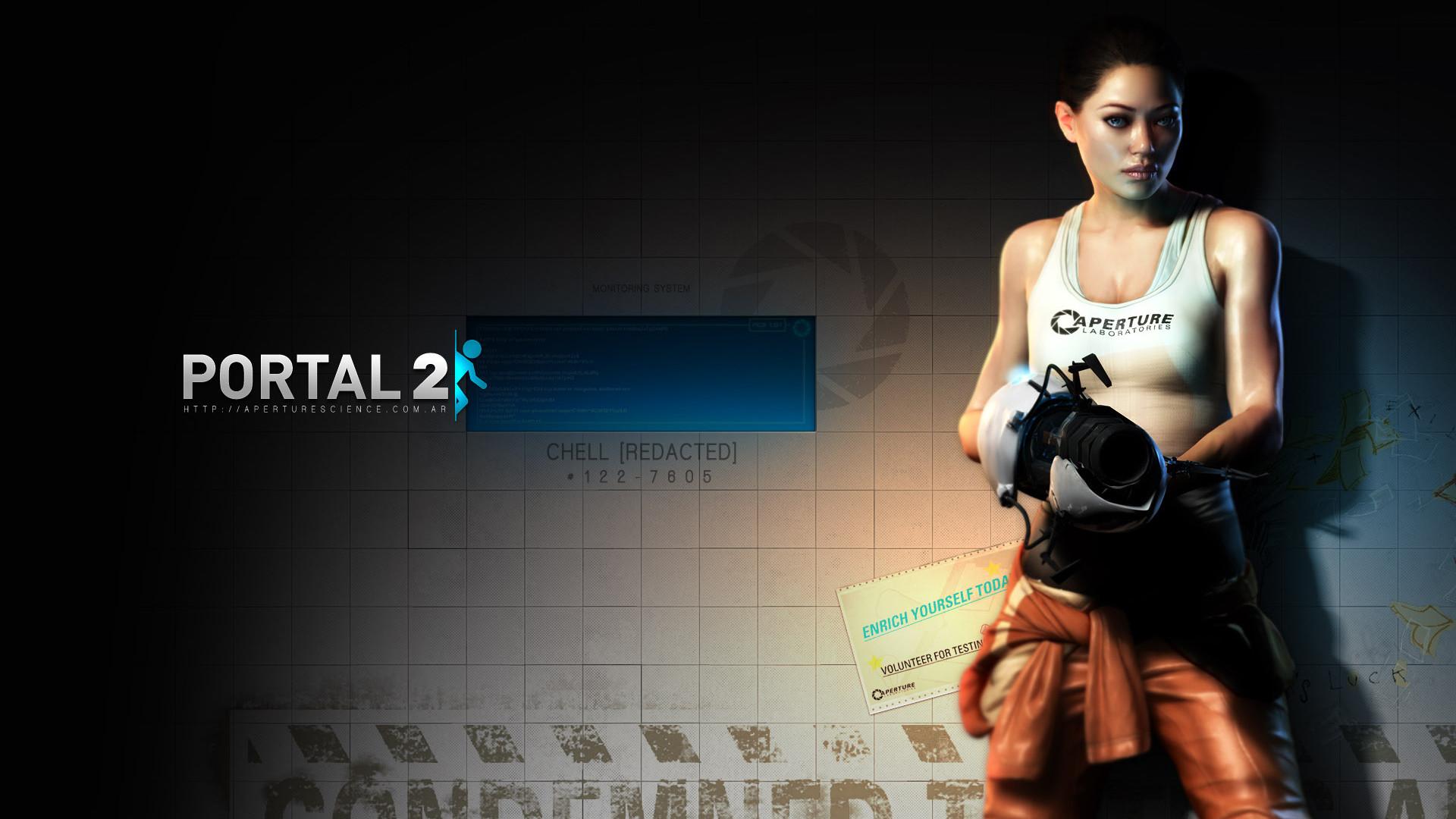 Portal 2 Aperture Laboratories