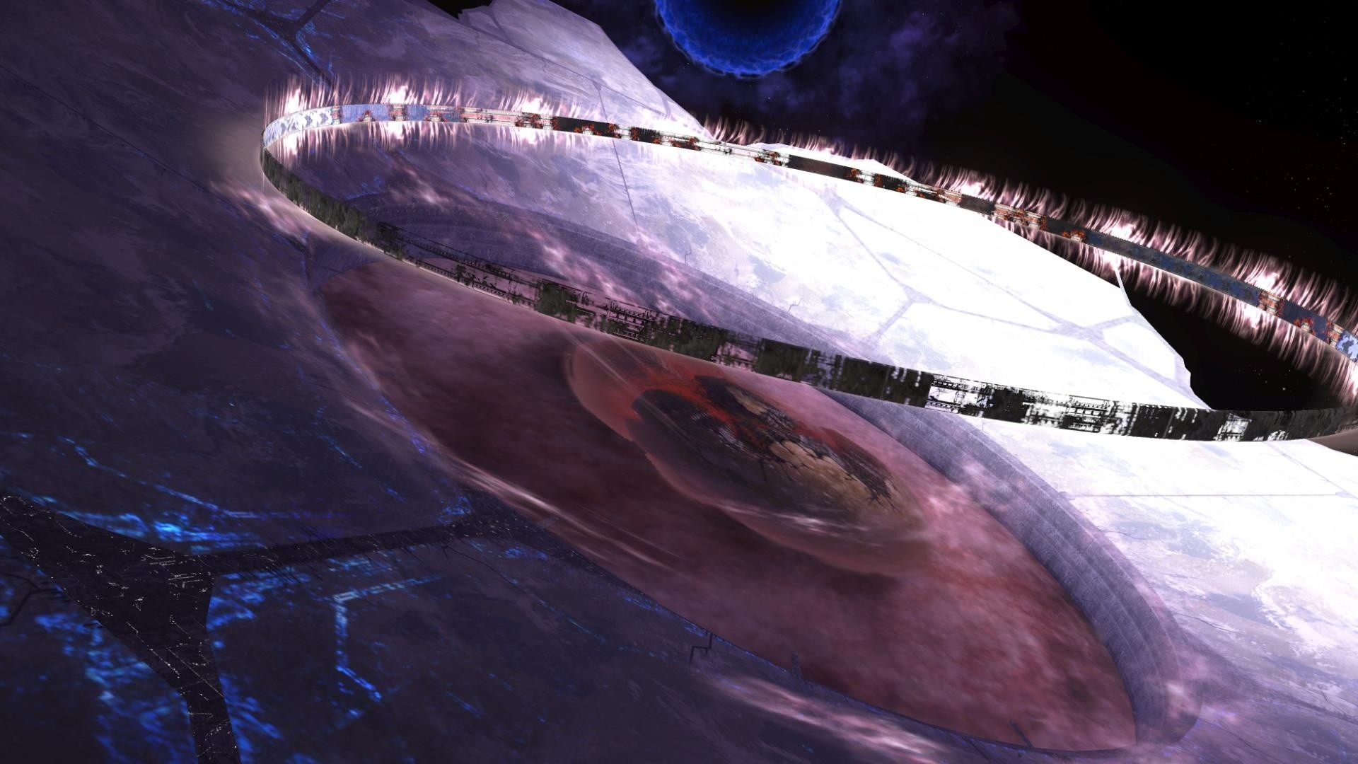 Halo Ring Wide Wallpapers