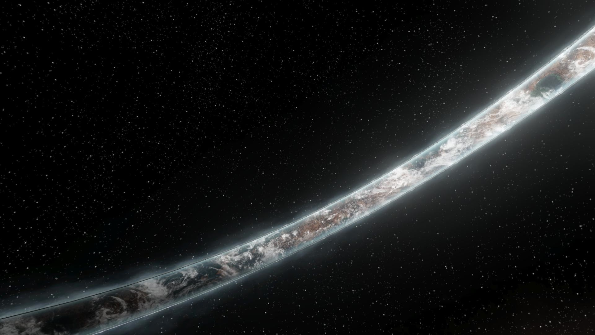Halo Ring HD Wallpapers For Pc