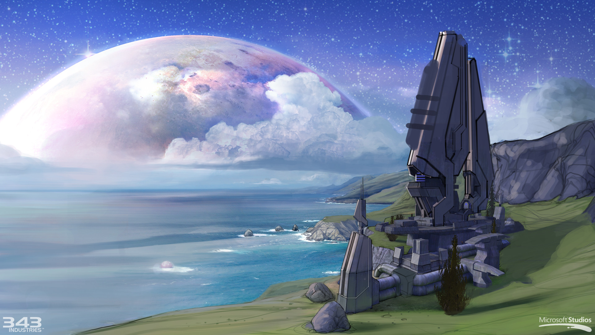 Halo Ring Wallpaper Images & Pictures Becuo