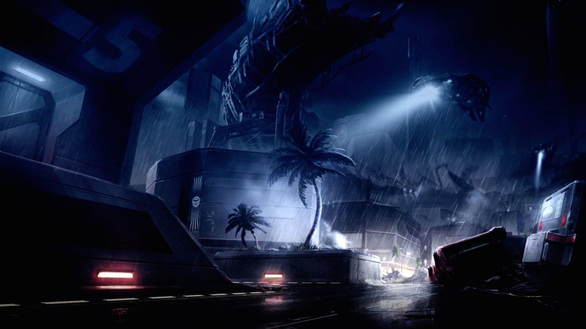 1080p Halo 3: ODST Wallpaper – Imgur